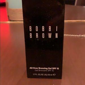 Bobbi Brown all over bronzing Gel